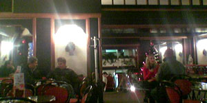Inside Cafe Imperijal